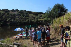 School Camp in Eston KawZulu Natal having fun at Camp El Olam